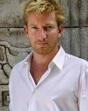 David Wenham, plays Arthas in the new World of Warcraft Movie, directed by Sam Raimis. Warcraft Movie.